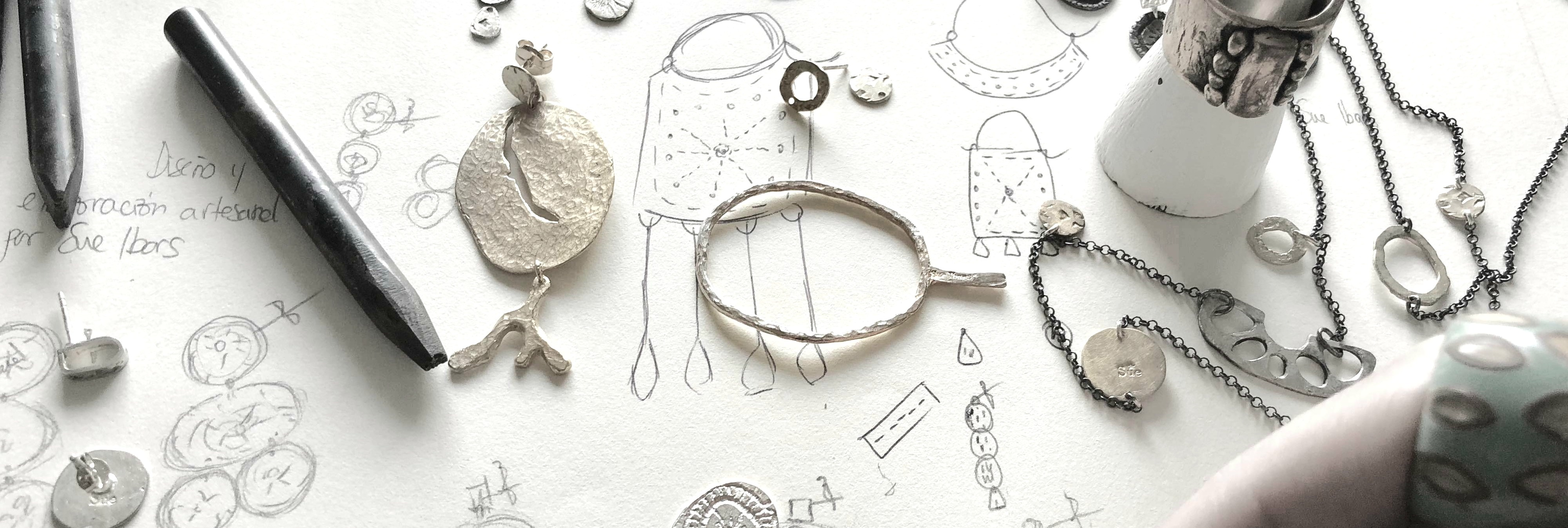 Joyas de plata fabricadas artesanalmente en españa